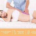 3 Rouleau - YukiKnows® Bande de Kinesiologie Tape - Physiothérapie Kinesio secours pour rééducation orthopédique | Flexible et gluant | Hypoallergénique avec colle médicale | Type de coton | 5cm x 5m de la marque YukiKnows image 3 produit