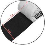ALPIDEX Ruban adhésif de kinésiologie 5 m x 5,0 cm Bande kinesiologie Bande Support Musculaire de la marque ALPIDEX image 3 produit