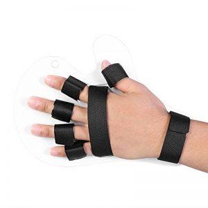 Attelle de doigt, orthèse de doigt Touche de formation de main de main pour appareil de formation(Blanc) de la marque Sonew image 0 produit