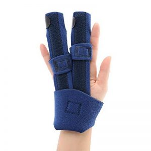Attelle réglable pour Doigt et Poignet, pour soulager Les entorses et Les entorses et Les douleurs d'arthrite. de la marque Sonew image 0 produit