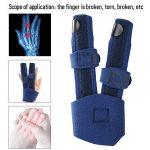 Attelle réglable pour Doigt et Poignet, pour soulager Les entorses et Les entorses et Les douleurs d'arthrite. de la marque Sonew image 3 produit