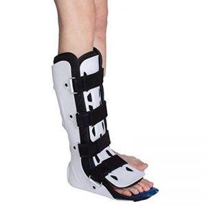 BAILUSX Pedal Trainer Rehabilitation Trainer,Support de Fixation de l'articulation de la Cheville Fractures de la Cheville et de la Cheville,Leftleg,L de la marque BAILUSX image 0 produit
