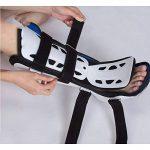 BAILUSX Pedal Trainer Rehabilitation Trainer,Support de Fixation de l'articulation de la Cheville Fractures de la Cheville et de la Cheville,Leftleg,L de la marque BAILUSX image 2 produit