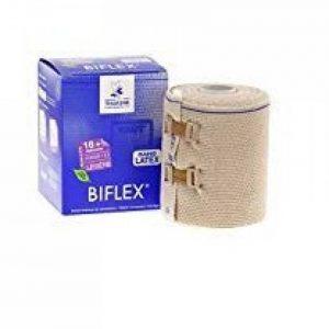 Bande de compression biflex + pratic 10cmX4m de la marque Thuasne image 0 produit