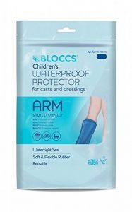 Bloccs – Protège-plâtre pour enfant 100% étanche - Avant-bras de la marque Bloccs image 0 produit