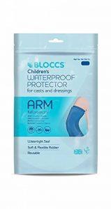 Bloccs – Protège-plâtre pour enfant 100% étanche - Bras entier de la marque Bloccs image 0 produit