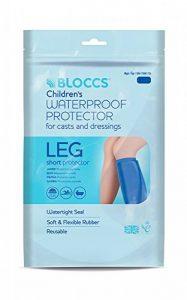 Bloccs – Protège-plâtre pour enfant 100% étanche - Demi-jambe de la marque Bloccs image 0 produit