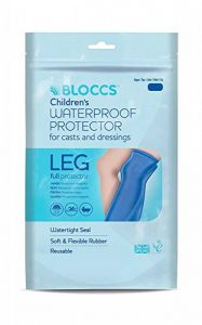 Bloccs – Protège-plâtre pour enfant 100% étanche - Jambe entière de la marque Bloccs image 0 produit