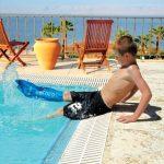 Bloccs – Protège-plâtre pour enfant 100% étanche - Jambe entière de la marque Bloccs image 2 produit