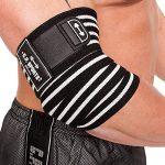 C.P. Sports T22Bankdrücken Professionnel Bandage pour coude 1Paire de la marque C.P. Sports image 3 produit