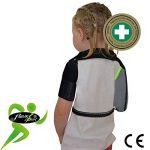 Écharpe d'épaule de bras pour l'enfant (taille unique 3-10ans) Conception unique pour la prévention de la douleur au cou. Unisexe de la marque 4DflexiSPORT image 1 produit