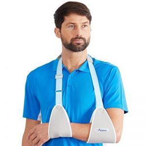 Écharpe de bras Actesso - Conçue pour immobiliser et stabiliser le bras à la suite d'un traumatisme (S) de la marque Actesso image 0 produit