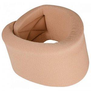 Collier cervical minerve souple Ortel C1 Anatomic tour de cou de 28 à 33 cm hauteur 11cm beige de la marque Thuasne image 0 produit
