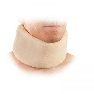 Collier cervical minerve souple Ortel C1 Anatomic tour de cou de 34 à 39 cm hauteur 7,5cm beige de la marque Thuasne image 0 produit