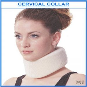 Collier cervical, pour plus de confort et de soutien en mousse souple, unisexe. Taille L (P & P M) de la marque Prolineonline image 0 produit