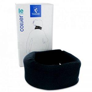 Collier cervical souple minerve hauteur 9cm tour de cou taille unique de la marque Thuasne image 0 produit