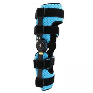 D DOLITY Protège-genou Orthèse de genou articulée Genou Genouillère à charnière - S de la marque D DOLITY image 0 produit