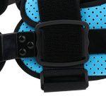 D DOLITY Protège-genou Orthèse de genou articulée Genou Genouillère à charnière - S de la marque D DOLITY image 1 produit