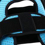 D DOLITY Protège-genou Orthèse de genou articulée Genou Genouillère à charnière - S de la marque D DOLITY image 3 produit