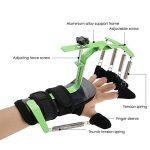 Dispositif d'entraînement des Doigt réglable Poignet - pour réparation de Tendon apoplexie hémiplégie Patients, Exercice avec les doigts et rééducation, Convient pour les hommes et les femmes de la marque TMISHION image 1 produit