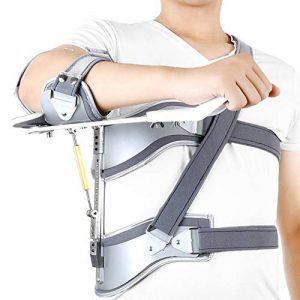 Enlèvement d'épaule, Immobilisateur d'épaule pour Bras fracturé et fracturé, attelle articulaire Adulte Correction de la Luxation de l'endoprothèse Fixe pour l'épaule d'un Adulte de la marque Dr.Lefran image 0 produit