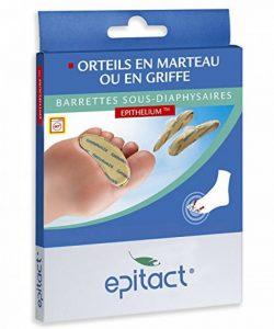 Epitact Millet Innovation Barrettes sous-Diaphysaires - Orteils en Griffe Ou en Marteau - Taille S Femme de la marque Epitact image 0 produit