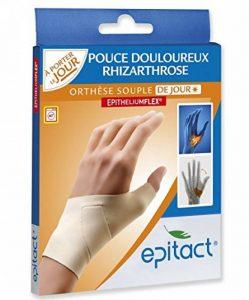 Epitact orthèse proprioceptive souple pouce douloureux main droite - Taille M de la marque Epitact image 0 produit