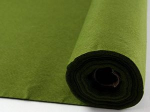 Feutrine acrylique adhésive Vert mousse Mini rouleau de 5m–par 5m de la marque Minerva image 0 produit