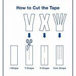 FITOP 4 Rouleaux de Bande de Kinésiologie 5cm X 5m Kinesiology Tape en Coton Assortiment de Couleurs de la marque FITOP image 3 produit