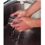 Gants d'arthrite, Gants de Pouce Poignet Respirant Main élastique Support de Poignet Gel de Silicone élastique avec Trou pour Le Pouce de la marque GXLO image 3 produit