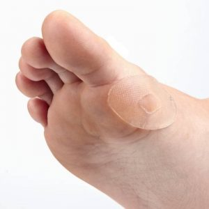 Gelex - Pansement Gel Silicone pour Pieds - Patch Autocollant - Soulage Cors Ampoule Oignon Orteil - Protection Anti-Frottements de la marque Gelex image 0 produit
