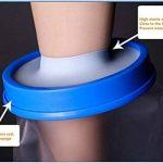 GLJY Couvercle de Fonte pour Bras Adulte, Bras Protecteur, Protecteur de Bandage en plâtre, étanche, avec Protection de Joint de Conduite/pour Douche, réutilisable (Bras Complet Adulte) de la marque GLJY image 4 produit