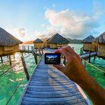 GoPro HERO7 Black — Caméra numérique embarquée étanche avec écran tactile, vidéo HD 4K, photos 12 MP, diffusion en direct et stabilisation intégrée de la marque GoPro image 3 produit