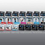 Gripit Ruban de Kinésiologie Prédécoupé Coude Golf/Tennis Bleu/Noir de la marque Gripit image 4 produit