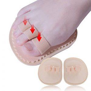Hallux Valgus orthopédique chevauchement des orteils marteau Fer à lisser Correcteur Soin pieds Masseur de pieds de la marque Sumifun image 0 produit