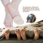 Hallux Valgus orthopédique chevauchement des orteils marteau Fer à lisser Correcteur Soin pieds Masseur de pieds de la marque Sumifun image 4 produit