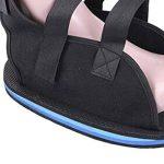 Healfy Chaussures de protection postopératoire en plâtre pour orteils en gypse Taille M de la marque Healifty image 2 produit