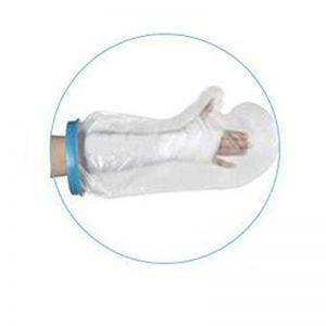 Housse de plâtre imperméable pour plâtre, protection contre le plâtre, sac étanche réutilisable, pour bottes orthopédiques de la marque SparY image 0 produit
