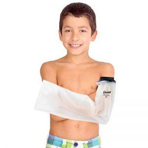Housse de protection imperméable LimbO Bras Enfant pour les plâtres (FA810 – Full Arm 8-10 Yrs) de la marque LimbO-Waterproof-Protectors image 0 produit