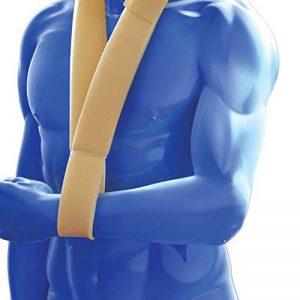 Kedley - Écharpe de support en mousse de qualité médicale pour bras, coude, poignet, main et épaule - Collar 'n' Cuff de la marque Kedley image 0 produit