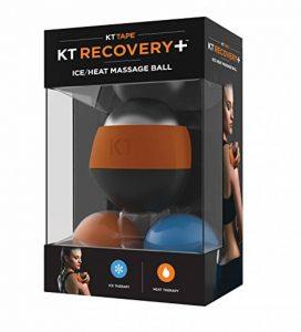 KT Bande Restauration + Ice/Chaleur Boule de Massage, douleurs Musculaires et soulager Le Stress, HSA/FSA approuvés, thérapeutique Roller de la marque KT-Tape image 0 produit