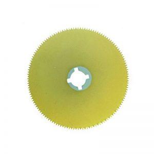 Lame Titanium pour scie à plâtre en résine diamètres 50 mm - 65 mm - 4730053- Certifié France Medical Industrie de la marque Comed image 0 produit