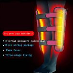 LLMLCF Orthèse de Jambe Adulte Straight Leg Straightener, X/O Jambe de Jambe Droite Enfants Leggings avec Rhésis Leg Corrector Artefact Droit Adulte,Red,Heating de la marque LLMLCF image 4 produit
