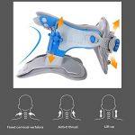 LYLN Dispositif De Traction du Collier Cervical,pour Un Usage Domestique Oreiller Cervical Gonflable avec Collier Réglable Soutien Cervical Civière Médicale De Cou de la marque LYLN image 4 produit