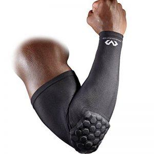 Mc David - Ultralite - Manchette Bras Sport avec Coudière de Protection - Mixte Adulte de la marque Mcdavid image 0 produit