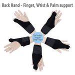 Medichelp Déclenchent doigt et de la main d'immobilisation Attelle pour poignet et pouce, Palm de la marque MedicHelp image 2 produit