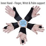 Medichelp Déclenchent doigt et de la main d'immobilisation Attelle pour poignet et pouce, Palm de la marque MedicHelp image 3 produit