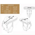 Minerve Cervicale Moto, Collier Cervical Protection Réduire la Fatigue Neck Brace Support pour Moto Motocross Quad Accessoire (1pc) de la marque Ai CAR FUN image 4 produit