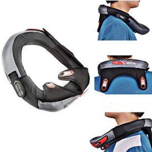 Minerve Cervicale Moto, Collier Cervical Protection Réduire la Fatigue Neck Brace Support pour Moto Motocross Quad Accessoire de la marque katiway image 0 produit