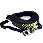 Moto Collier Cervical Support, Beatie protection de Neck Support pour motocross Adulte, Protège-nuque Antichute Anti-Fatigue Noir de la marque Beatie image 3 produit
